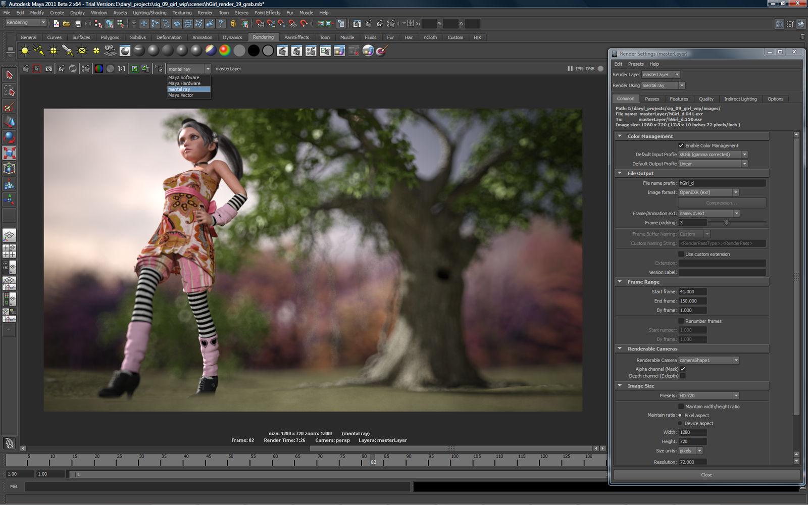 Free Download Autodesk Maya 2011 Full Version - Ronan Elektron